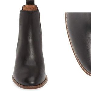 Nordstrom Madewell Women's The Regan Boot Black 8